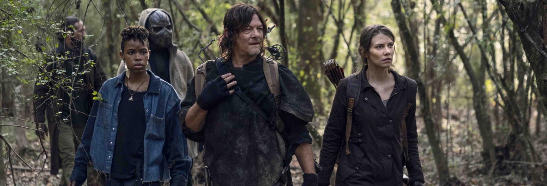 The Walking Dead: la Serie TV Completa è in arrivo su Disney+