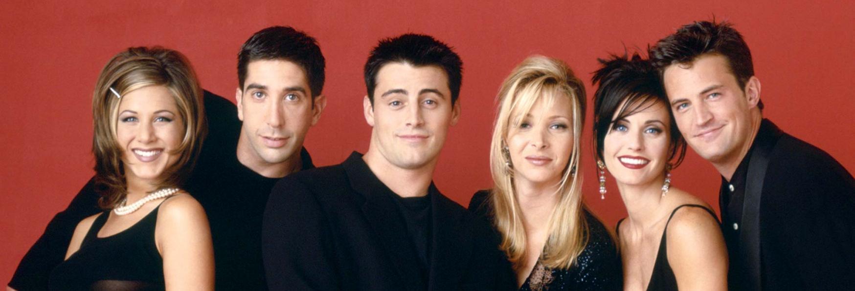 Friends: la Reunion arriva su Sky e NOW in contemporanea con gli Stati Uniti