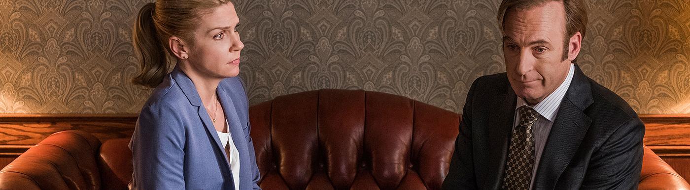 Rhea Seehorn, Bob Odenkirk - Better Call Saul