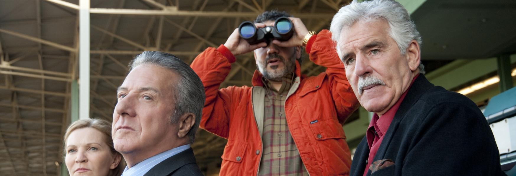 Luck: la Serie TV targata HBO con Dustin Hoffman arriva su NOW