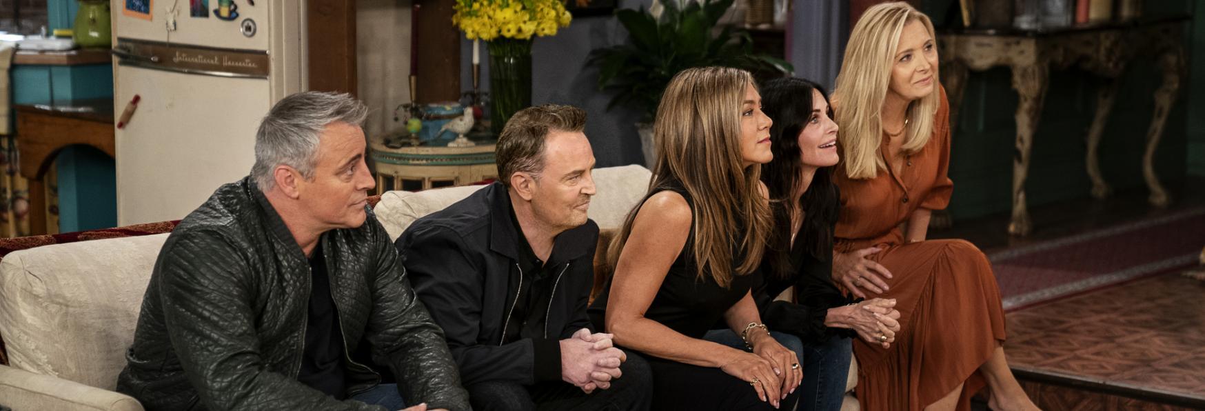 """Friends: Rachel e Ross erano veramente in Pausa? La Reunion """"Risolve il Mistero"""""""