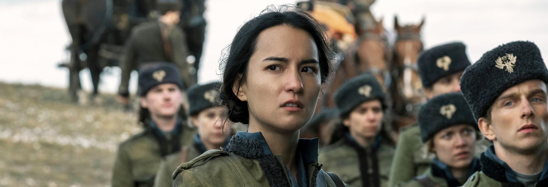Shadow and Bone: Jessie Mei Li confronta sé stessa e il suo Personaggio