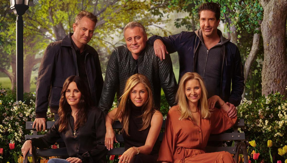Friends: la Recensione della Speciale Reunion della storica Sitcom