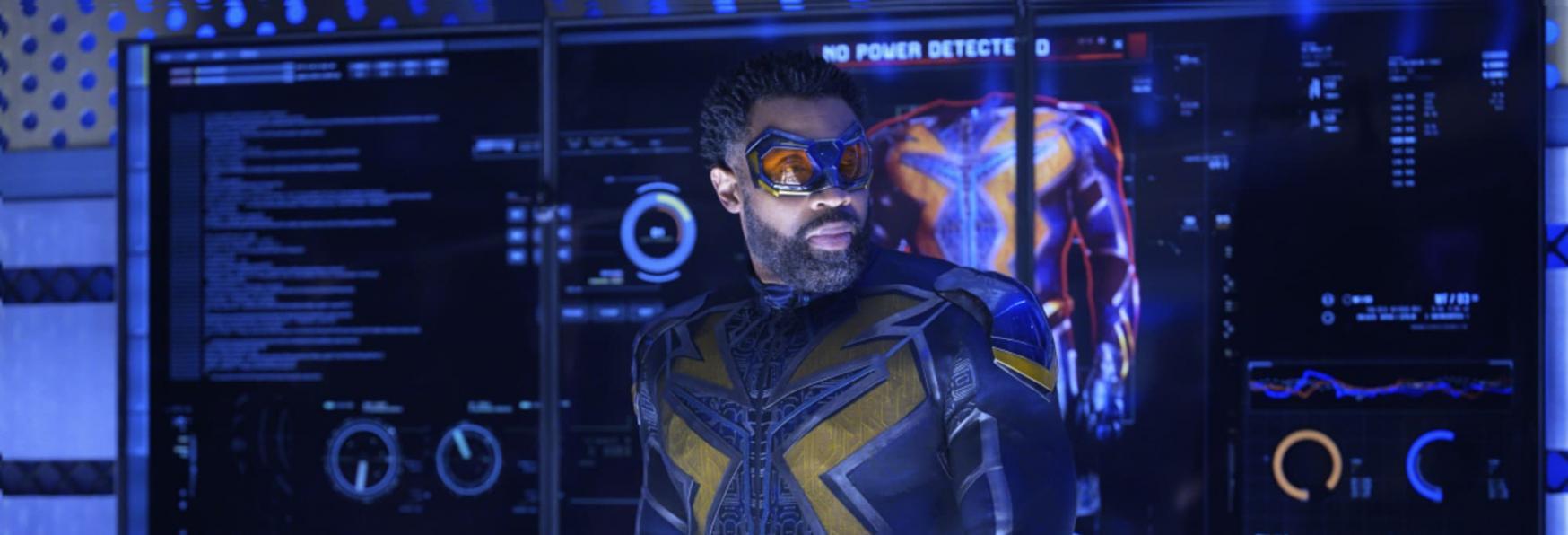 Black Lightning: lo Showrunner aveva Idee per altre Due Stagioni