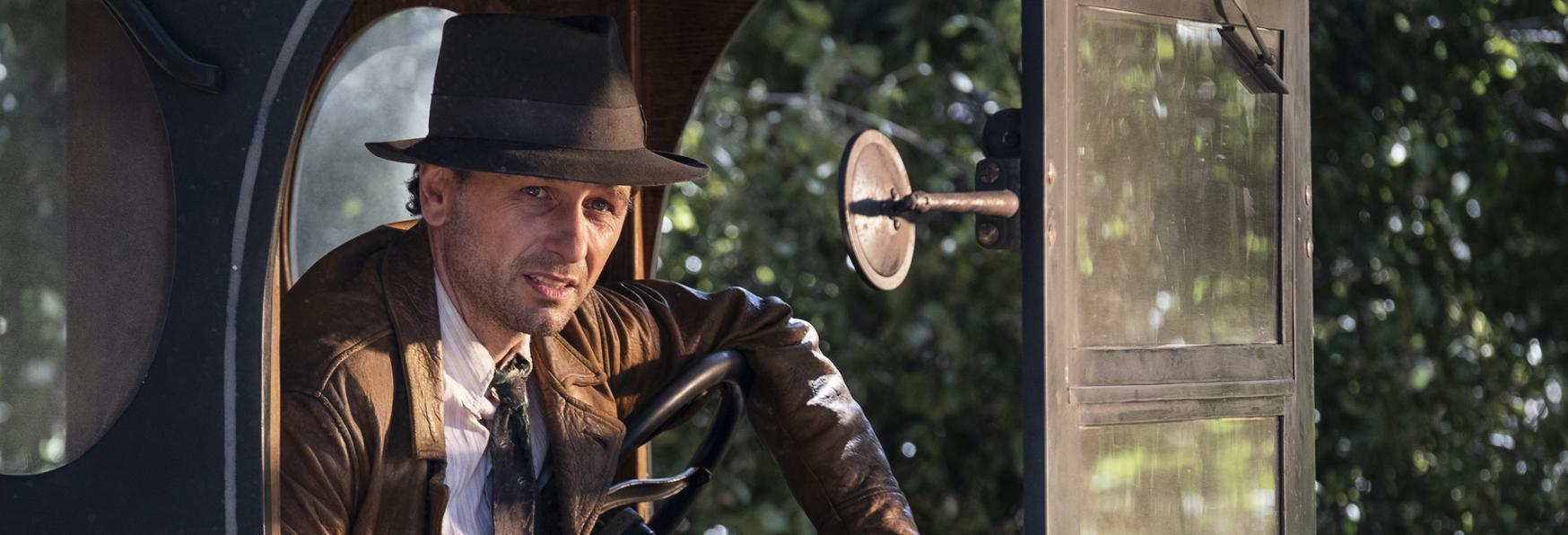 Perry Mason 2: la star Matthew Rhys parla della nuova Stagione