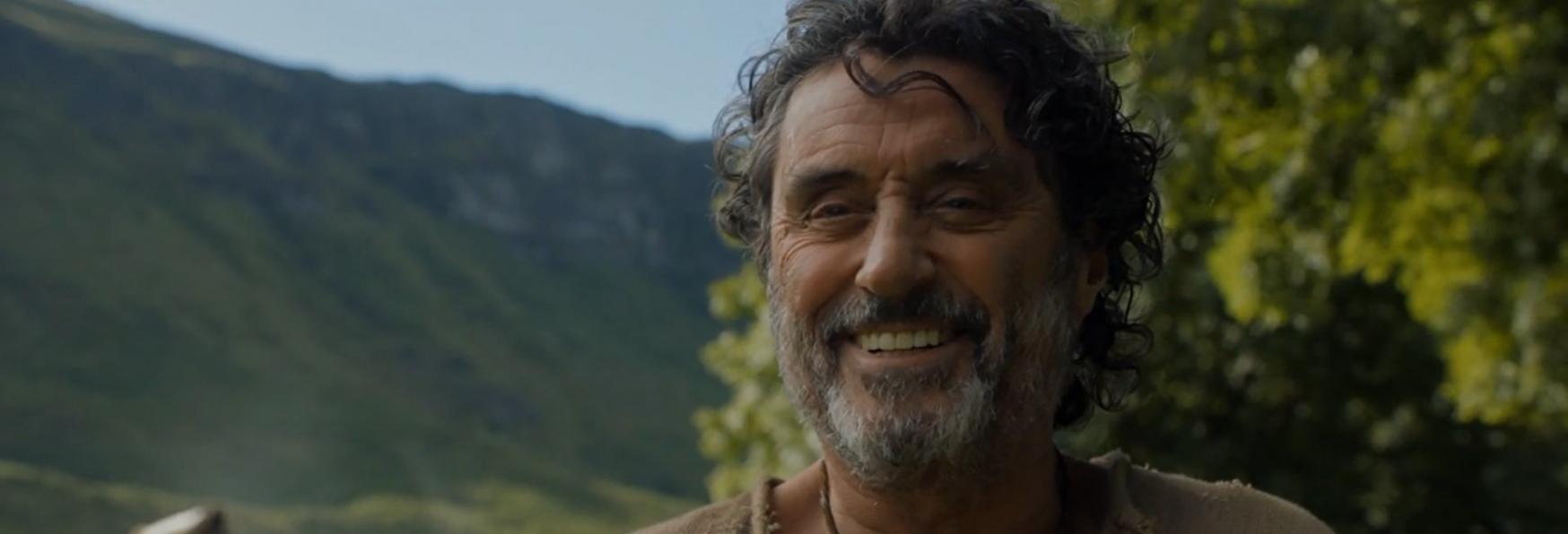 Game of Thrones: i Piani Iniziali per il Personaggio interpretato da Ian McShane