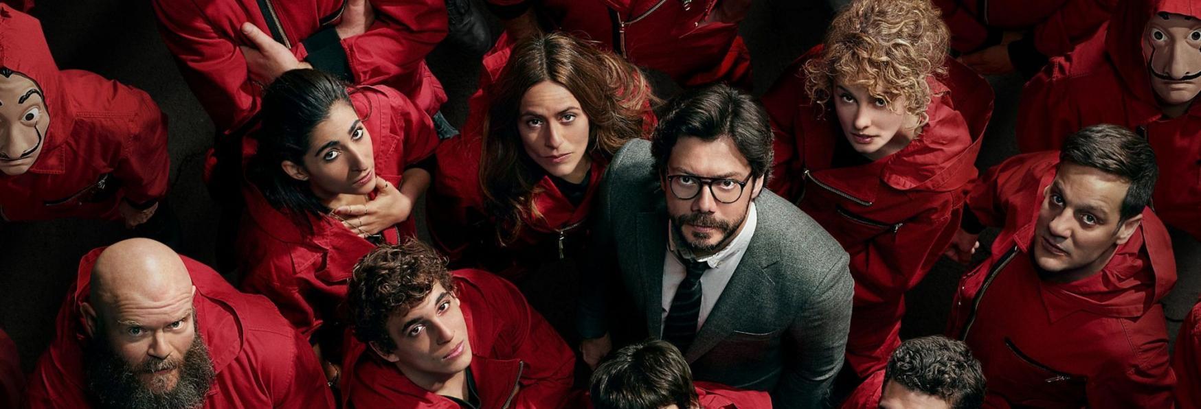 La Casa di Carta 5: un Ritorno Inaspettato nei nuovi Episodi della Serie TV Netflix