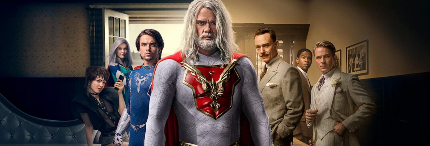 Jupiter's Legacy: i Commenti del Cast alla Cancellazione della Serie TV