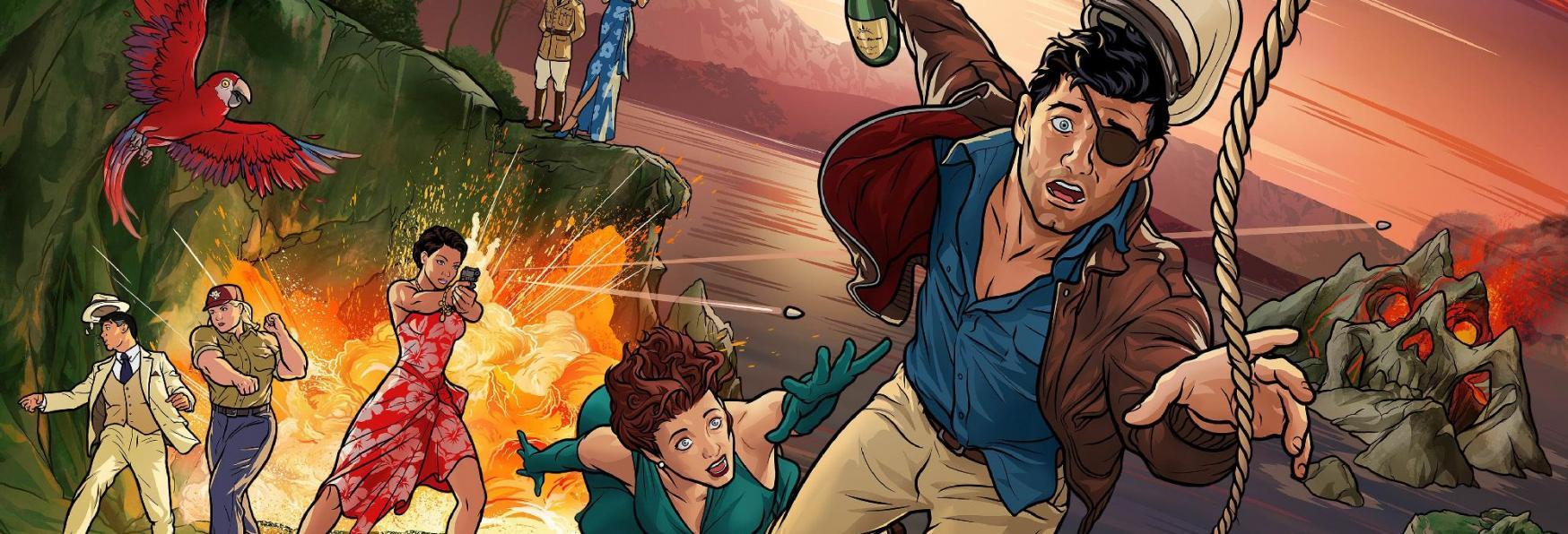 Archer 12: Svelata la Data di Uscita della nuova Stagione della Serie Animata