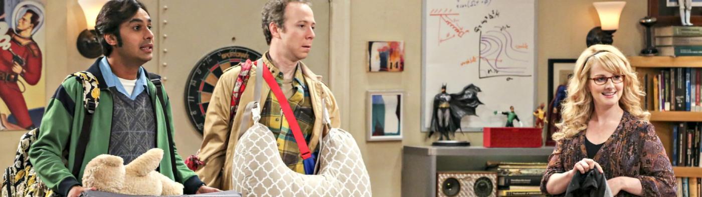 The Big Bang Theory: Stuart? Un personaggio Strategico ma Mai Approfondito