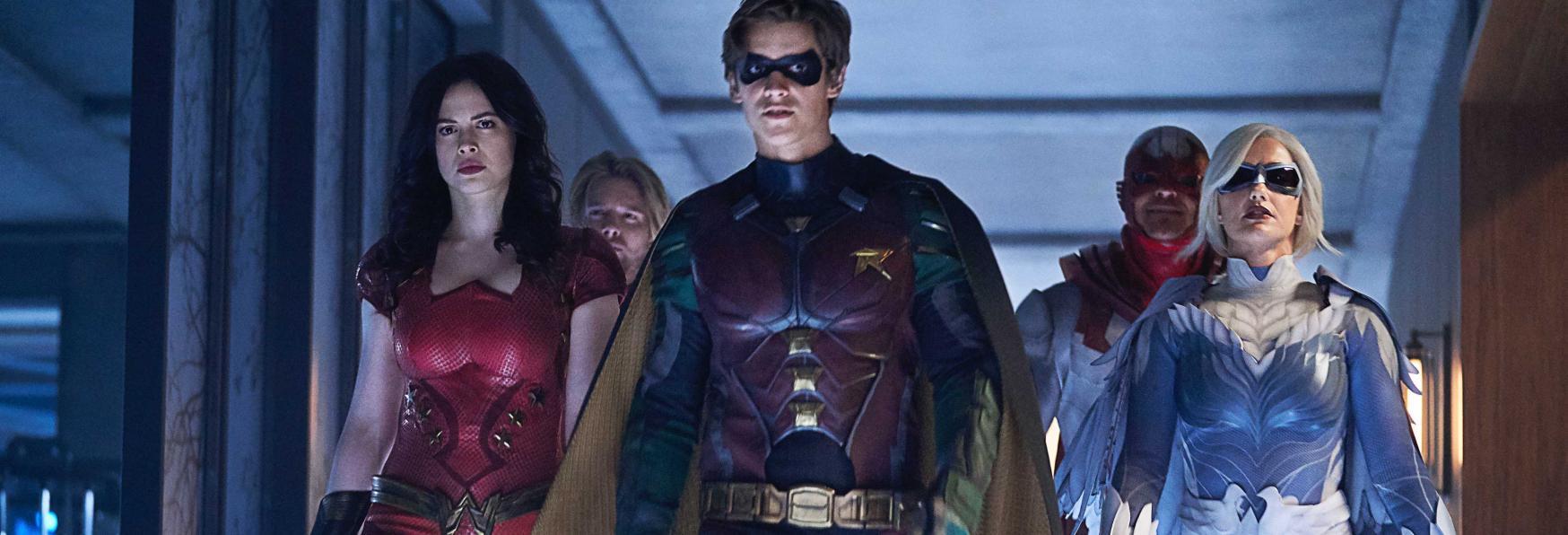Quando arriva Titans 3? Il Periodo di Uscita della nuova Stagione della Serie TV DC