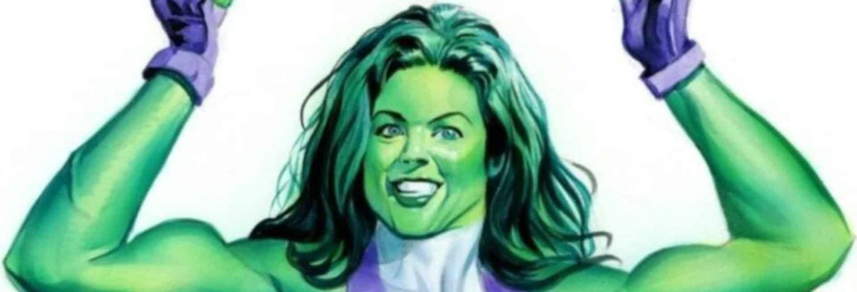 She-Hulk: Nuove Foto dal Set dell'attesa Serie TV Marvel