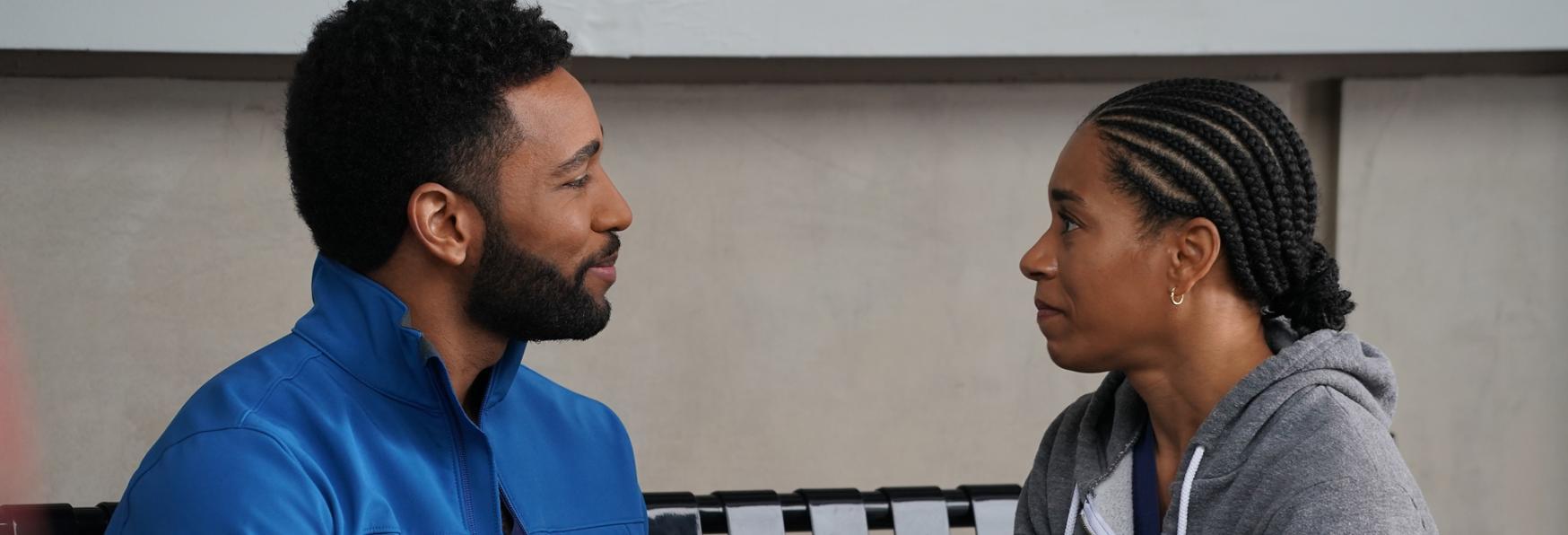 Grey's Anatomy 17: due Star della Serie TV parlano del Finale di Maggie e Winston