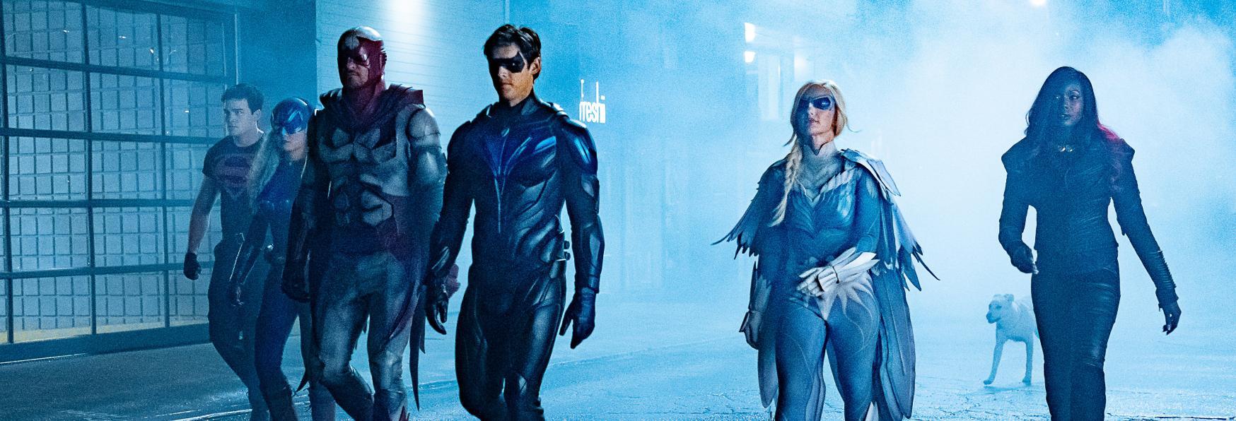 Titans 3: Data, Cast, Trama, Trailer e molto altro sulla nuova Stagione