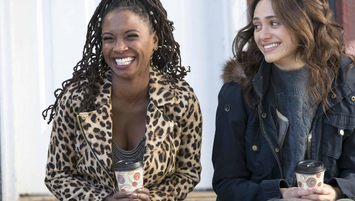 Dangerous Moms: Shanola Hampton (Shameless) nell'Episodio Pilota
