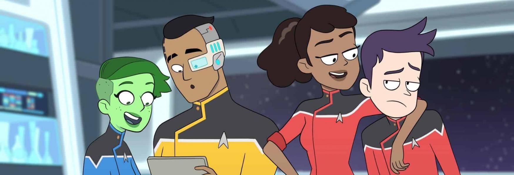 Star Trek: Lower Decks 3 - In Corso la Produzione della nuova Stagione