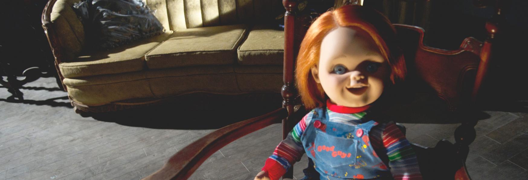 Chucky: Rilasciata un'Anteprima della nuova Serie TV Horror in arrivo in Autunno