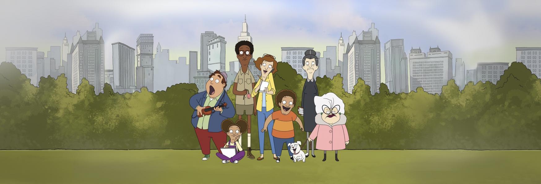 Central Park 2: Pubblicato il Trailer della nuova Stagione