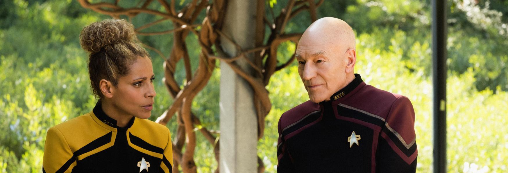 Star Trek: Picard 2 - Rilasciato il Trailer Ufficiale della nuova Stagione