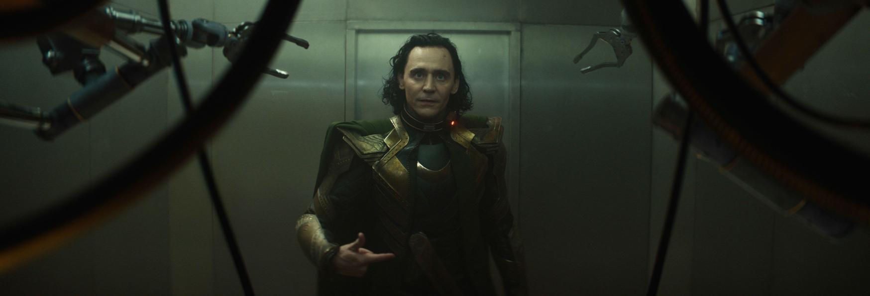 Loki: Tom Hiddleston parla della Rivelazione del Villain visto nel Secondo Episodio