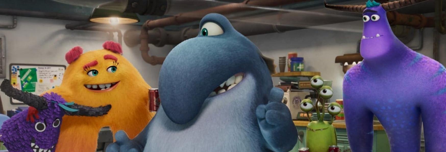 Monsters at Work: Trama, Cast, Trailer e Data di Uscita della nuova Serie TV Disney+
