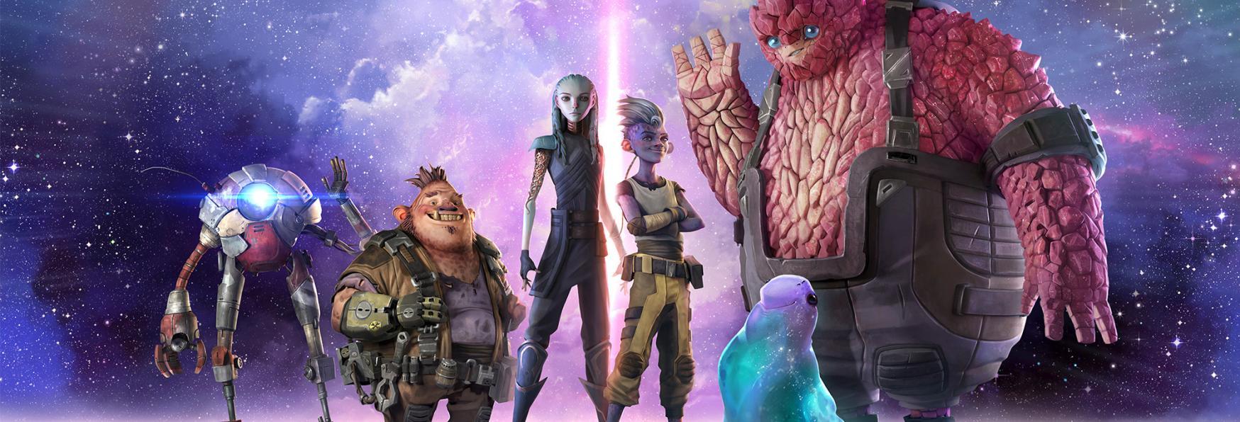 Star Trek: Prodigy - Rilasciate nuove Immagini dell'attesa Serie Animata