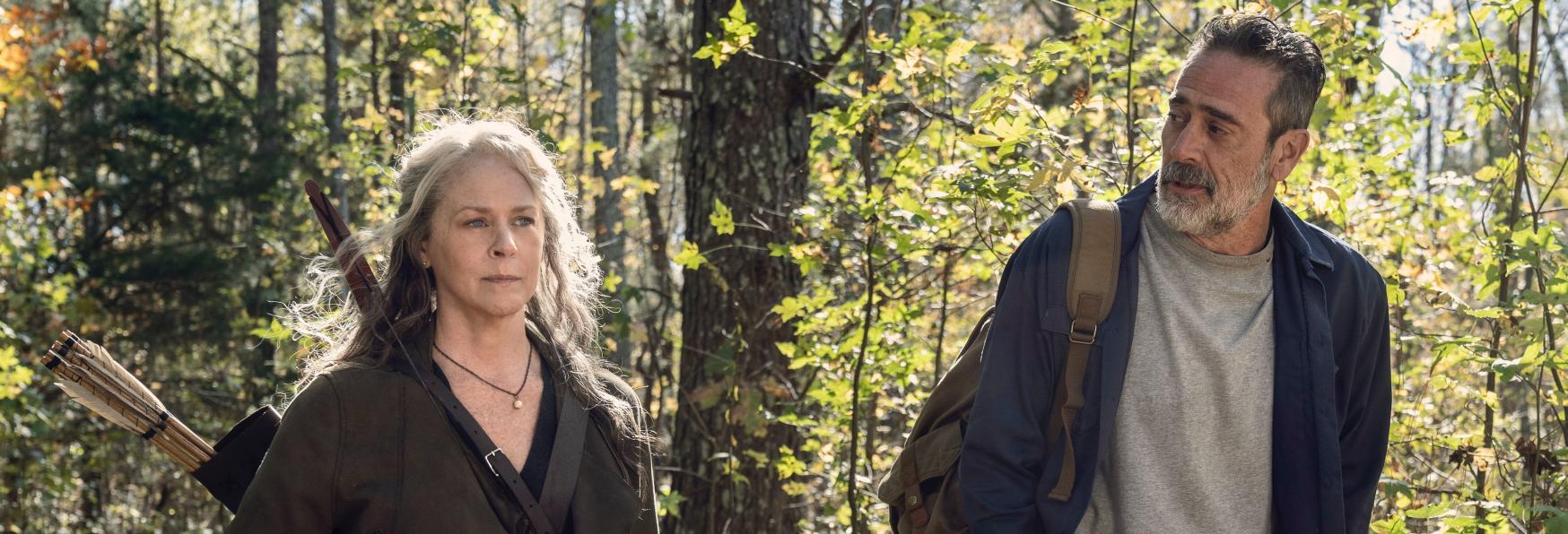 The Walking Dead 11: Pubblicate alcune Foto della Stagione Finale