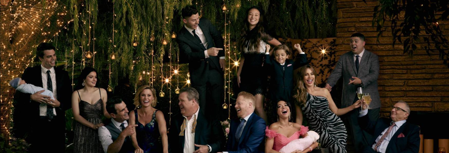 Modern Family: il Picnic Reunion a un anno dal Finale dell'amata Serie TV
