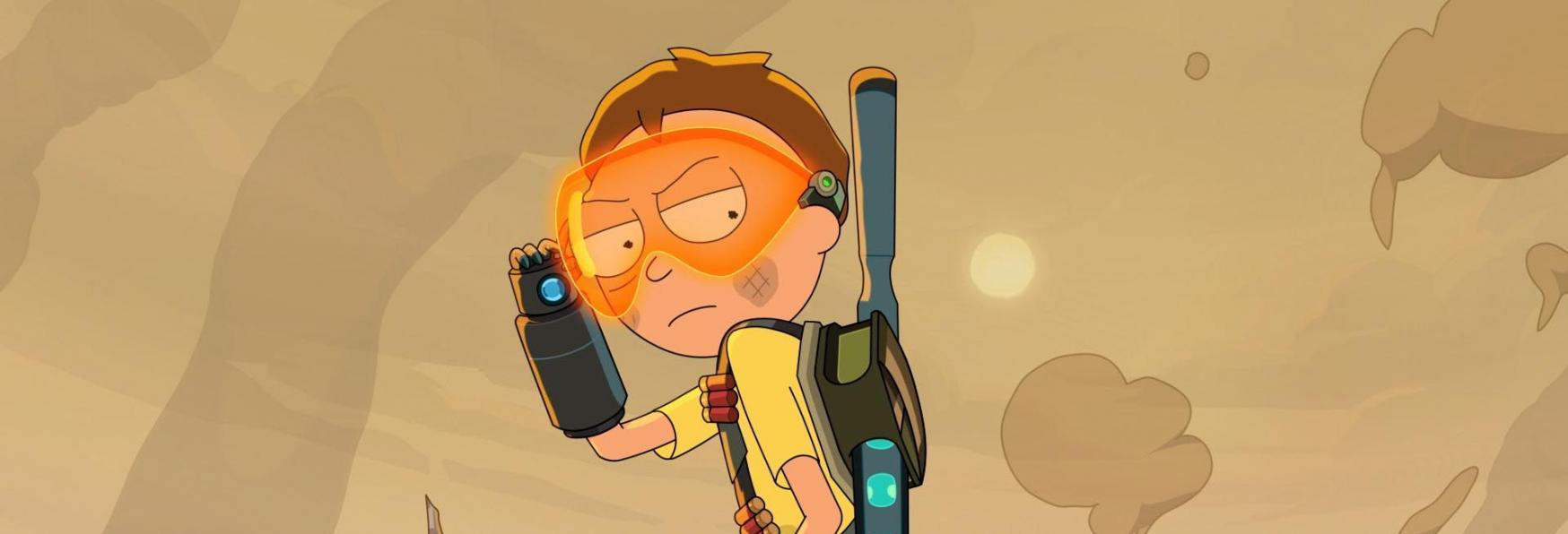 Rick and Morty 5: il nuovo Promo della Serie Animata è un Crossover con lo Studio Gibli!