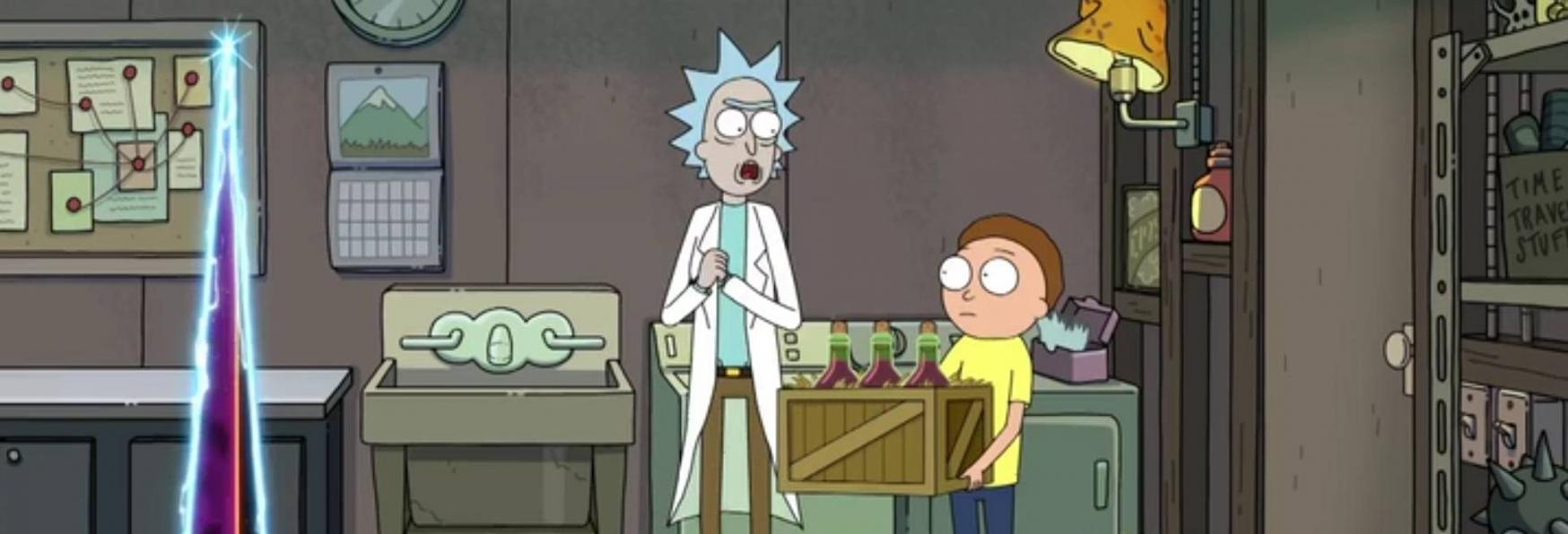 Rick and Morty 5: il nuovo Video Crossover Godzilla vs. Kong