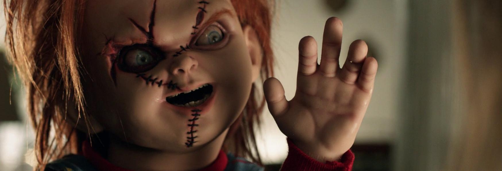 Chucky: il Cast in alcune Foto del Dietro le Quinte dell'inedita Serie TV