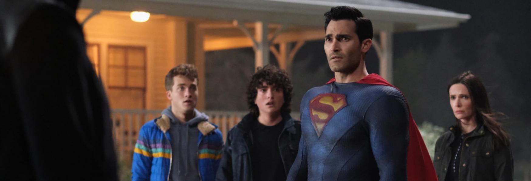 """Superman & Lois 1x12: la Sinossi del nuovo Episodio, """"Through the Valley of Death"""""""