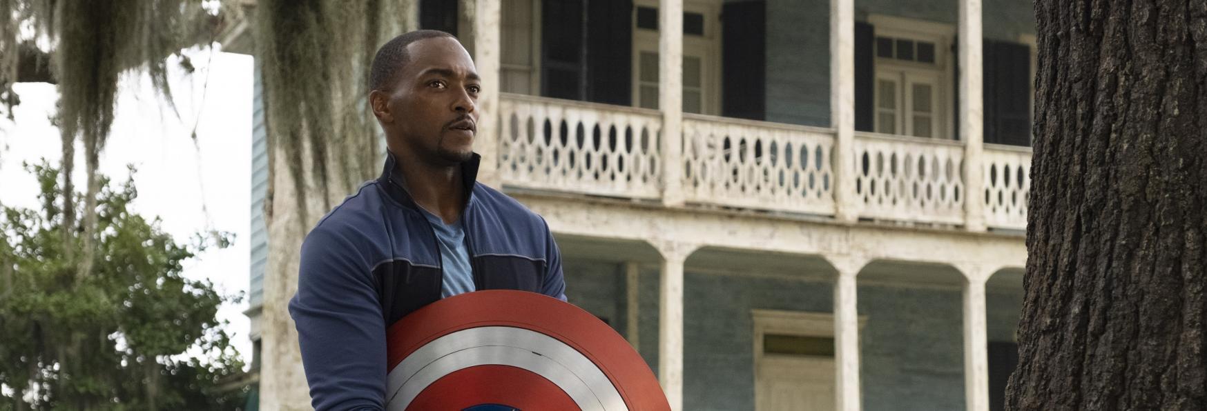 The Falcon and The Winter Soldier: Anthony Mackie non sapeva che sarebbe diventato Captain America