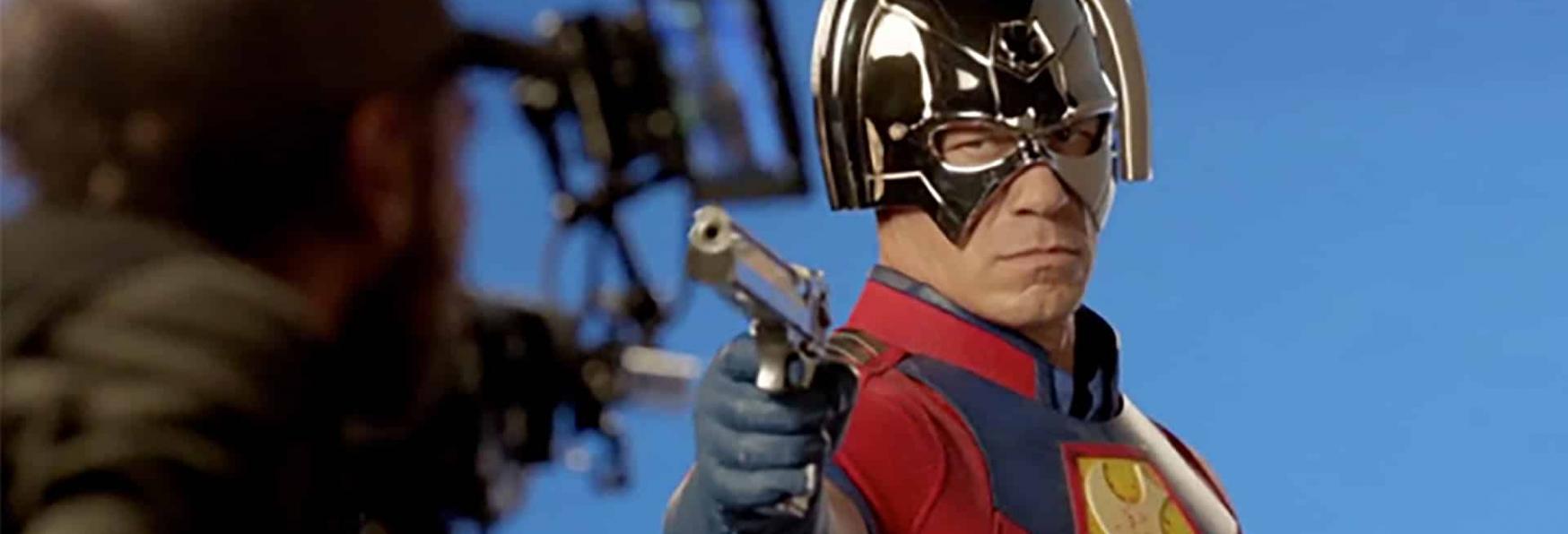 Peacemaker: una Piccola Anteprima della nuova Serie TV Spin-off di The Suicide Squad