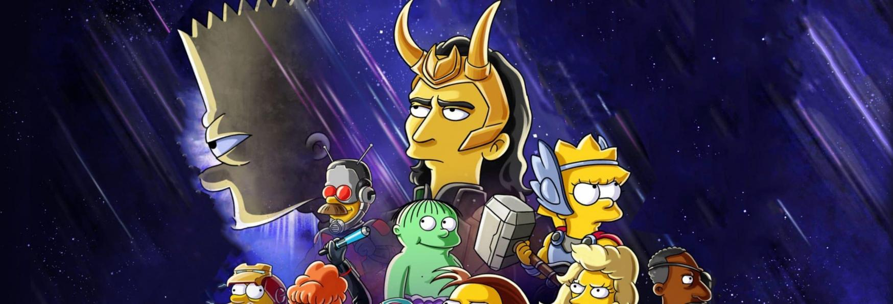 I Simpson: lo Showrunner parla del Cortometraggio a tema Marvel The Good, The Bart and The Loki