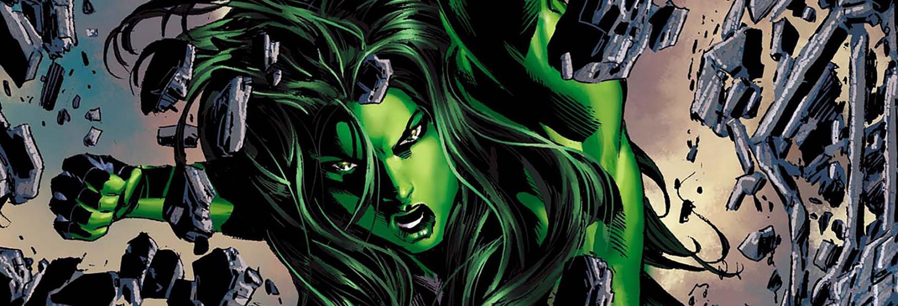 She-Hulk: l'inedita Serie TV Disney+ Romperà la Quarta Parete