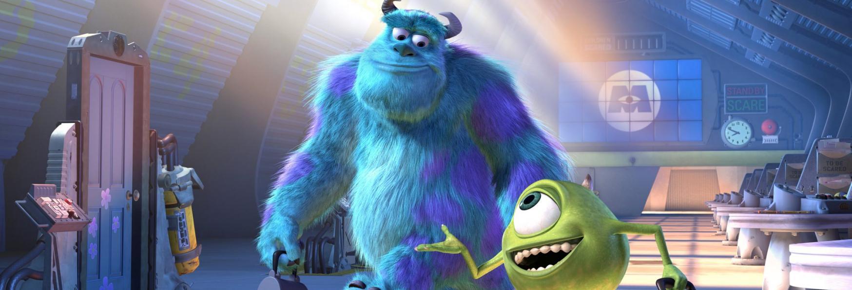 Monsters at Work: ecco come Mike e Sully completano la Trama della Serie Animata
