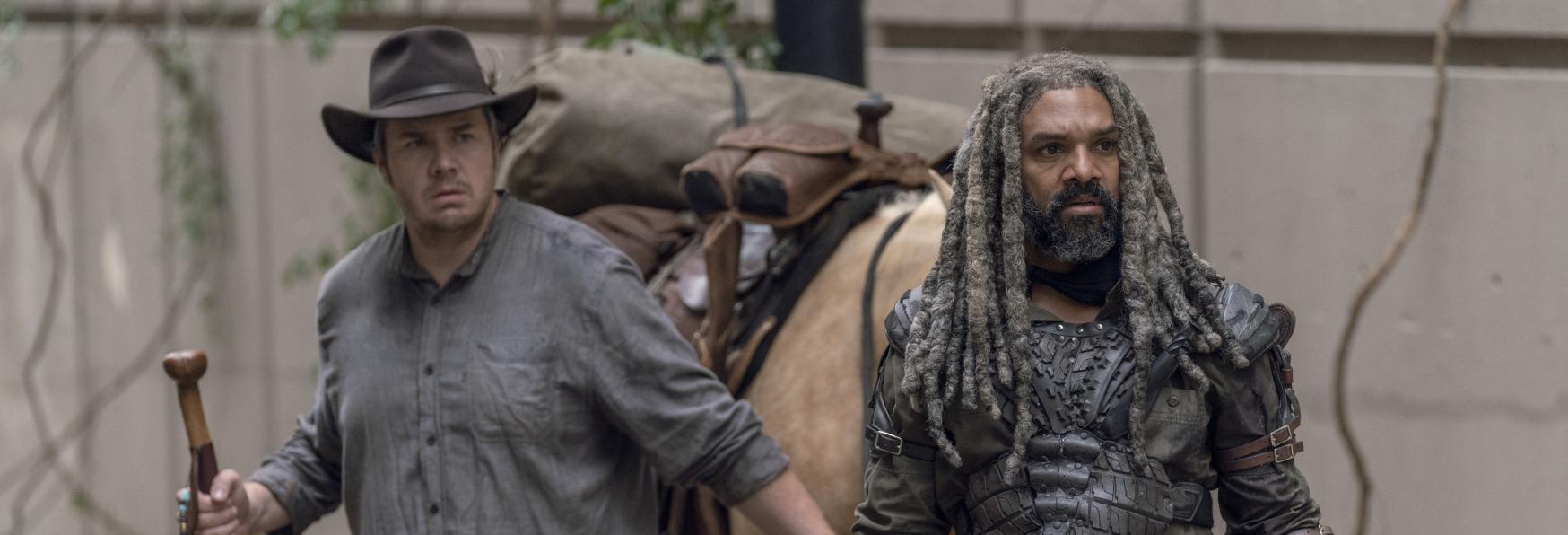 The Walking Dead 11: alcune Anticipazioni sul Futuro dei Personaggi