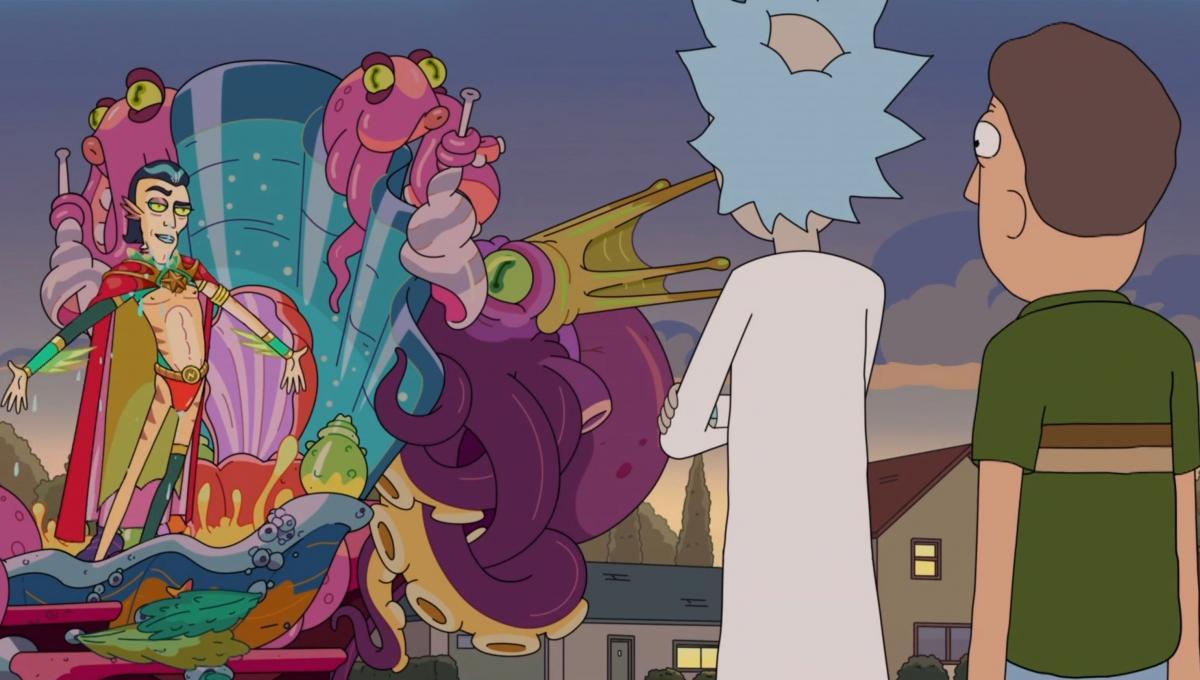 Rick and Morty 5: il Co-Creatore della Serie Animata parla della nemesi di Rick
