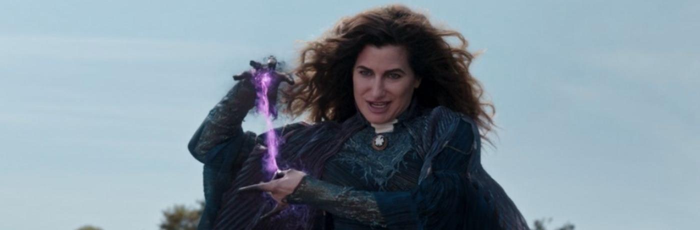 WandaVision: Agatha Harkness potrebbe presto tornare nel Marvel Cinematic Universe