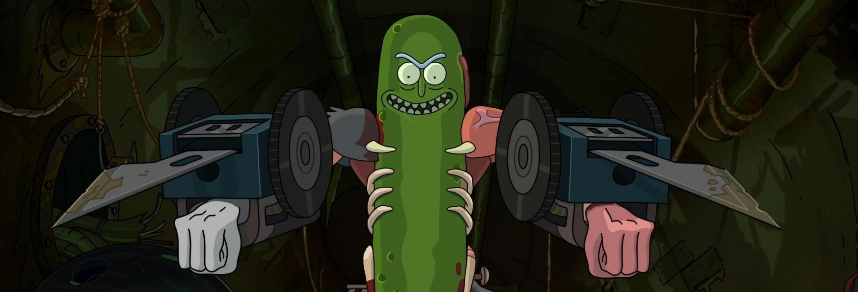 Rick and Morty: Rivedremo Pickle Rick nella Serie Animata? Le parole dello Showrunner