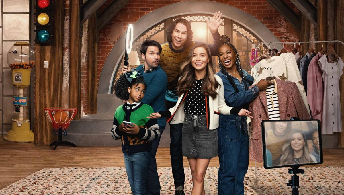 iCarly 2 ci sarà! Rinnovata la Serie TV Reboot di Paramount+