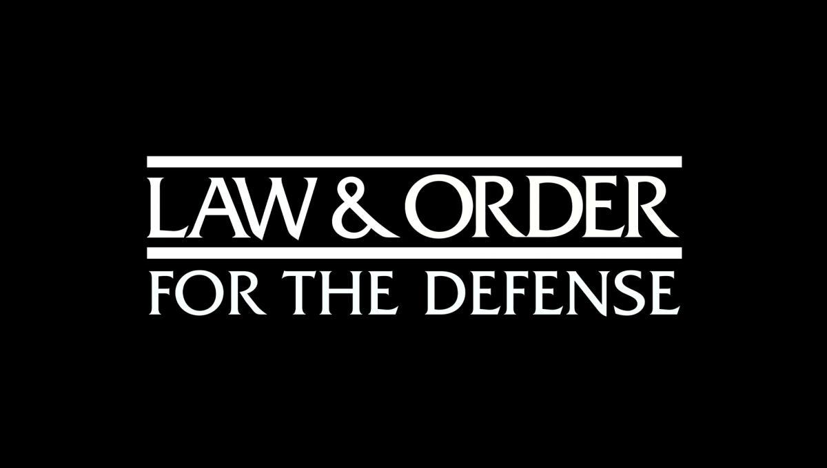 Law & Order: For The Defence - NBC annuncia la Cancellazione dell'inedita Serie TV Spin-off
