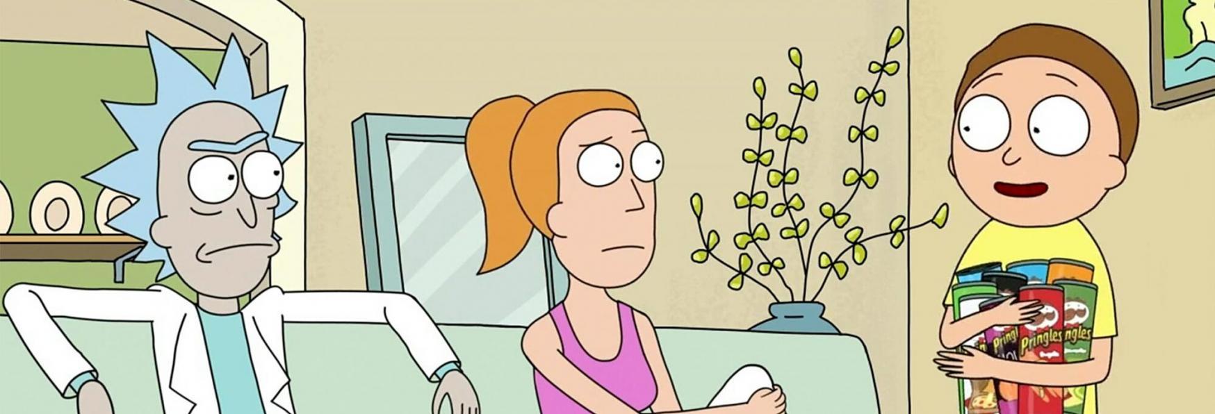 Rick and Morty 5x05: Pubblicata la Scena d'apertura del nuovo Episodio