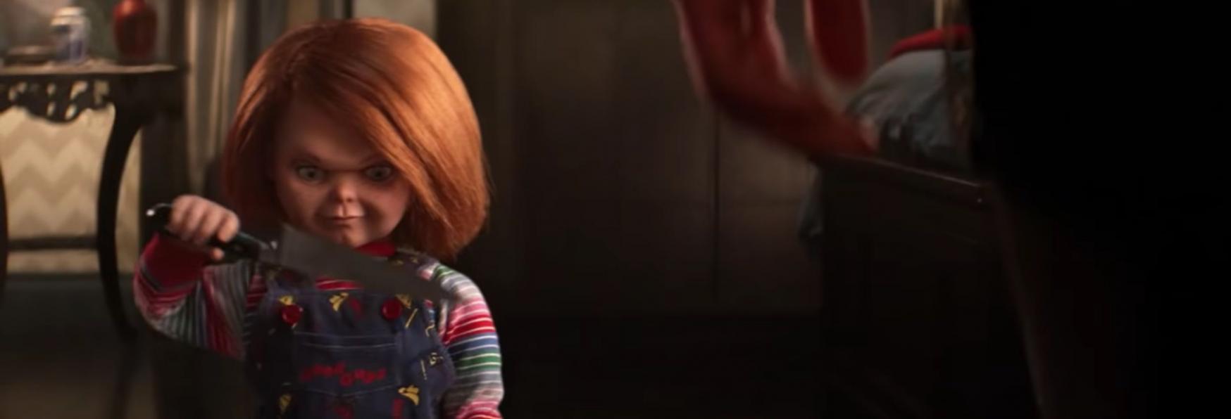 Chucky: il Teaser Trailer e il Poster annunciano la Data di Uscita dell'inedita Serie TV SYFY