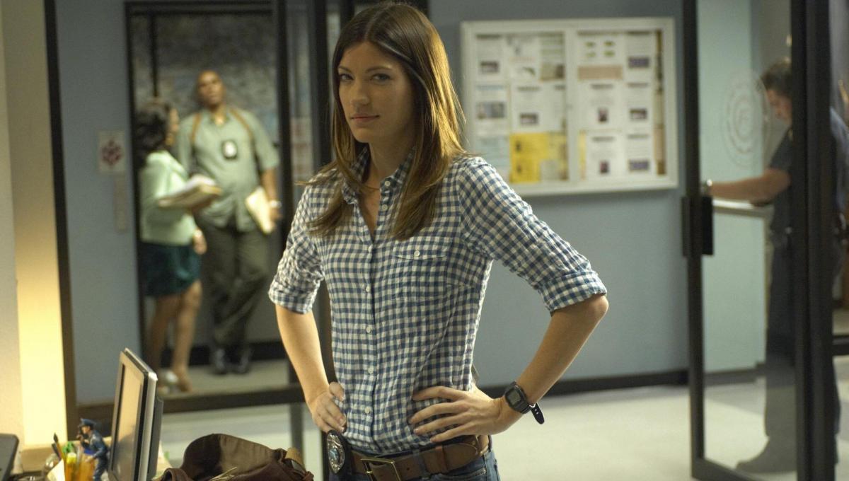 Dexter: Jennifer Carpenter (Debra) in una nuova Foto dal Set del Revival