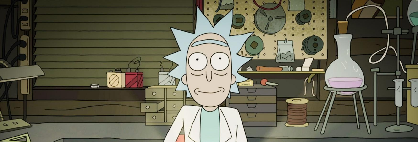 Rick and Morty: lo Showrunner spiega Perché non conosciamo l'Età di Rick (e degli altri Personaggi)