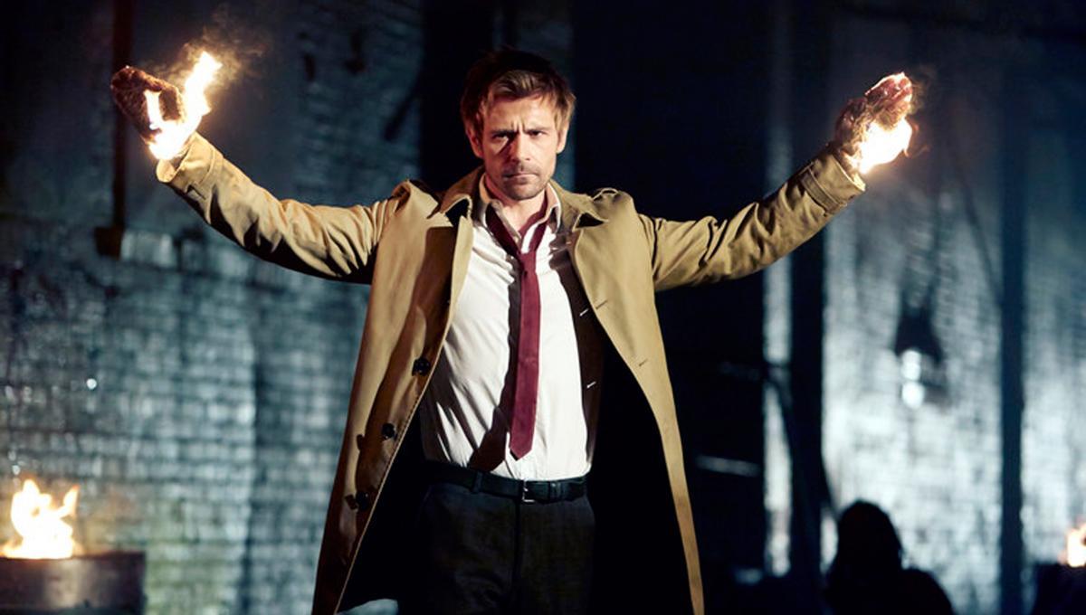 Legends of Tomorrow 7: John Constantine non Tornerà nella nuova Stagione