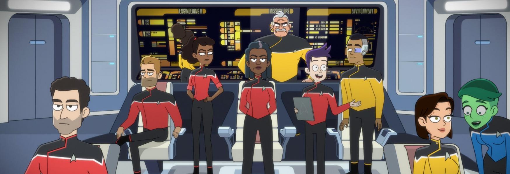 Star Trek: Lower Decks 2 - Pubblicate le nuove Immagini della Stagione inedita