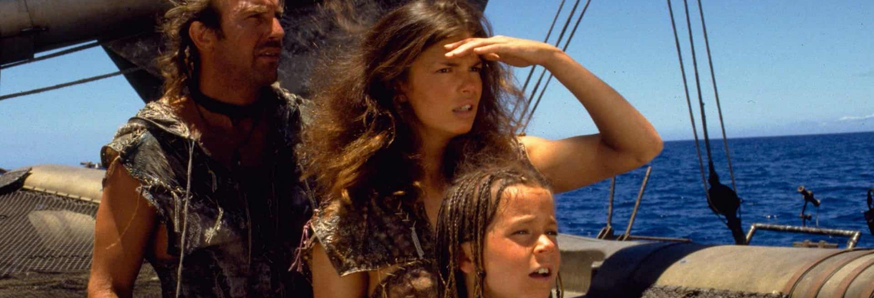 Waterworld: in Fase di Sviluppo una Serie TV Sequel del Cult con Kevin Costner